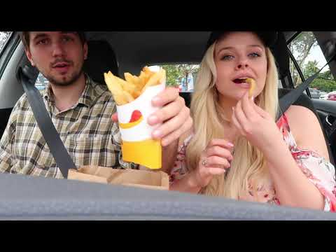(AUSTRALIA TRAVEL VLOG PART 3) Hungry Jacks Mukbang, Makeup for Aussie Photographer & more!