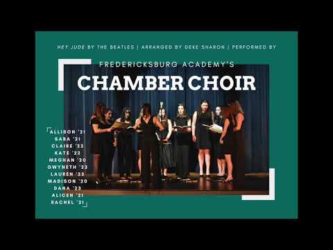 Fredericksburg Academy's Chamber Choir