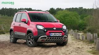 motors.co.uk  Fiat Panda Cross Review