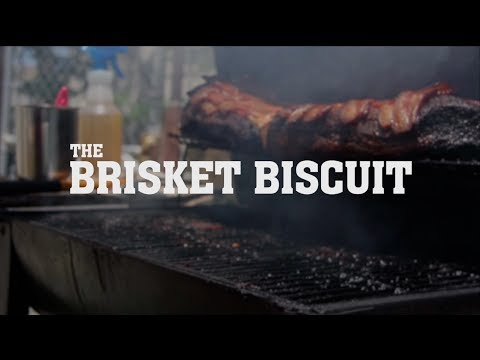 the brisket biscuit - Brisket And Gravy Cutthroat Kitchen