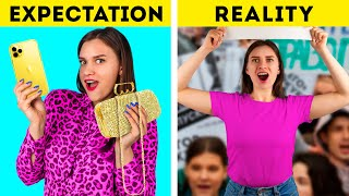 Adult Life - Expectation vs Reality / Funny Relatable Facts