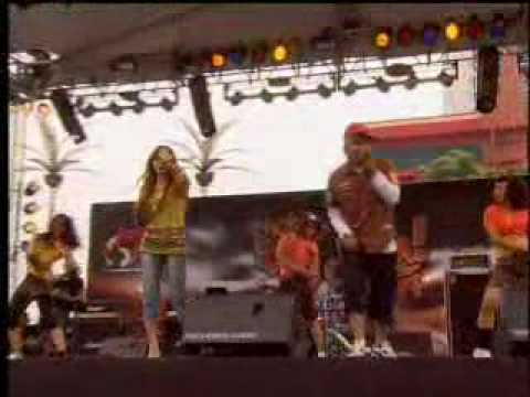 Papa Jahat - Faboulus Cats @ Hot Fm Big Jam 2007!