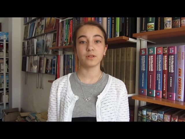 Изображение предпросмотра прочтения – СофьяБулгакова читает произведение «Утро» ОльгиДрожжиной