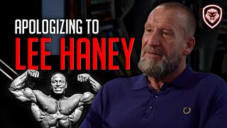 The Time Lee Haney & Dorian Yates Almost Fought