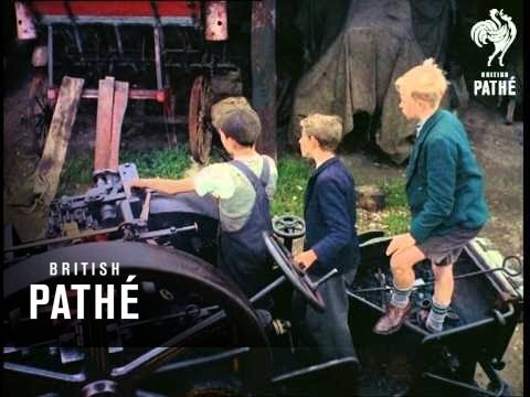 Boy's Traction Engine (1956)