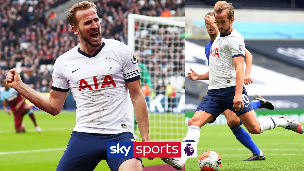 Harry Kane's BEST Goals from the 2019/20 season ⚽🚀