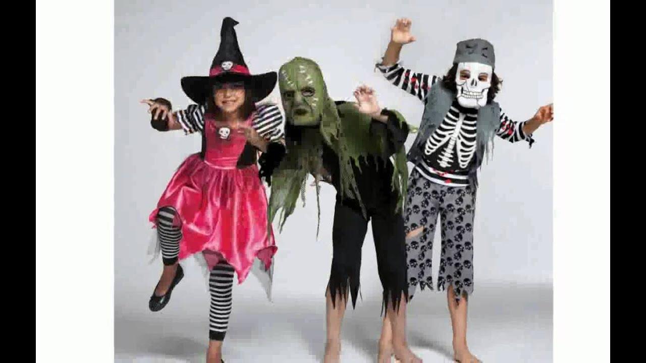 Vestiti Halloween Bambini foto - YouTube