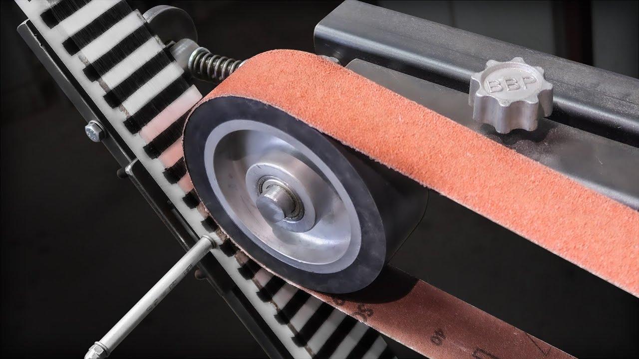 Surface Grinder Attachment For My BIG Belt Grinder