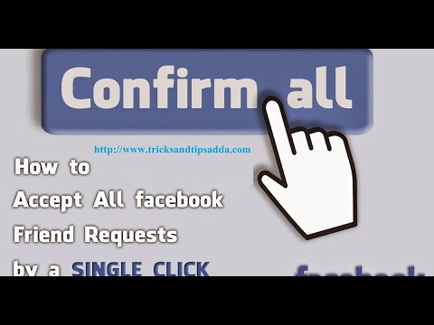 how to find friend requests on facebook