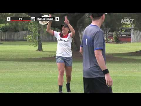HMC (Christchurch) Vs Mobility Scoober (Christchurch) | Ultimate Frisbee | Sky Sport Next