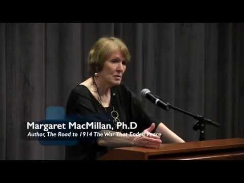 "2015 Ross Horning Lecture ""Was World War One Inevitable?"""