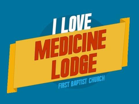 I Love Medicine Lodge