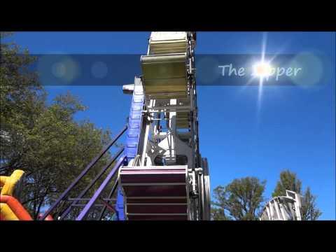 The Oak Bay Tea Party- Carnival Rides