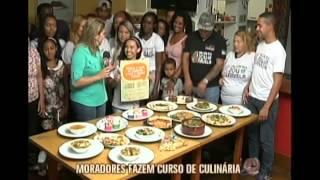 "Feira gastronômica ""Sou da favela"" leva a cultura do morro para o resto da cidade"