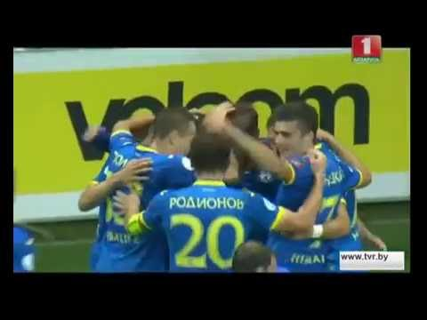 "Белтелерадиокомпания покажет матч ""Дандолк"" — БАТЭ"