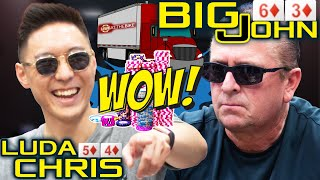 WTF is happening here?!?! ♠ Live at the Bike!