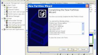 Partitionare hard disk din windows