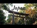 Trip to Japan - Short Film   Sony A7III