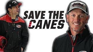 How The Carolina Hurricanes Were Saved