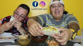 AUTHENTIC HOMEMADE MEXICAN FOOD MUKBANG