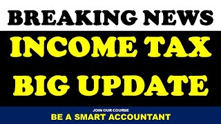 BIG UPDATES IN INCOME TAX | ITR FORM 3 JAVA UTILITY IS NOW AVAILABLE | BIG UPDATE FOR SECTION 269SU
