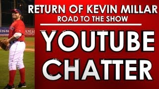 YOUTUBE CHATTER - Road to the Show - Kevin Millar: Episode 30 - MLB 13: The Show