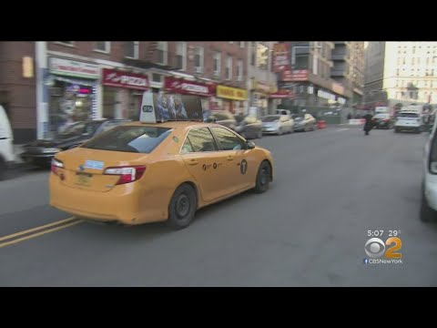 City Council Considers Livery Driver Panic Buttons