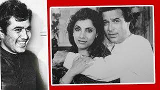 История любви Раджеша Кханны и Димпл Кападии