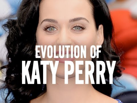 Katy Perry - Evolution of Katy Perry