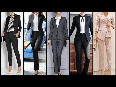 Office Wear Business Women Dresses Styles And Design Collection For Ladies