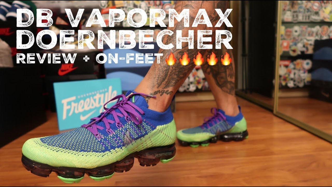 94a39eefd71 my first doernbecher freestyle collection nike vapormax 2017 review +  on-feet 🔥🔥🔥🔥🔥