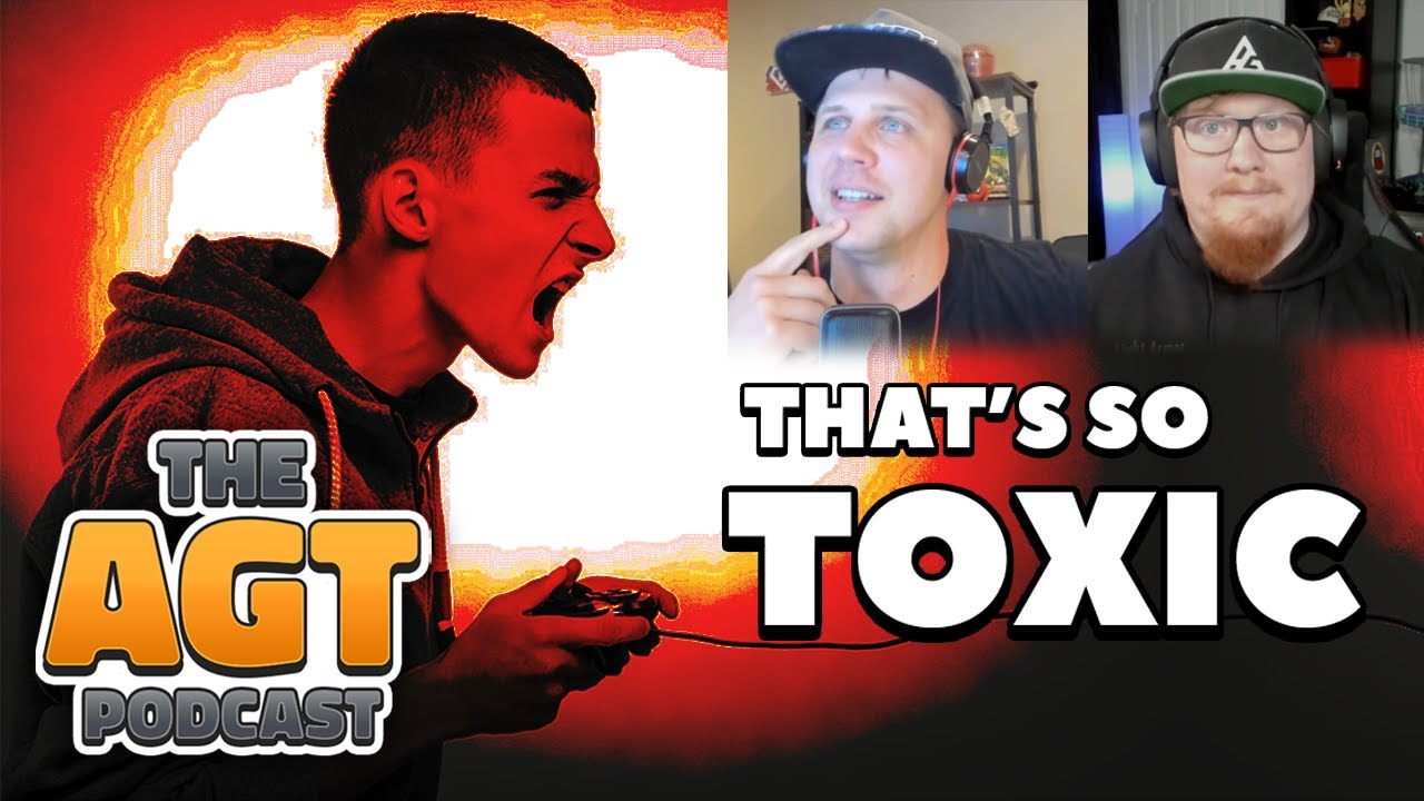 The Cure for Toxicity in Gaming | The Always Gametime Podcast #8