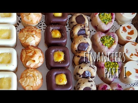 Financiers Recipe (French Almond Cakes) | How to make 6 Different Kinds with 1 Recipe! Part I