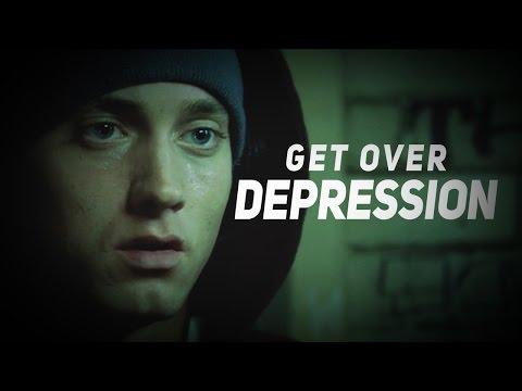 GET OVER DEPRESSION - Motivational video (ft. Elliott Hulse) Mp3