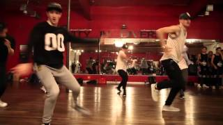 Chris Brown Fine By Me Choreography by ANZE 720p