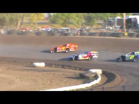 Nodak Speedway IMCA Modified Heats (Motor Magic Night #2) (9/3/17)
