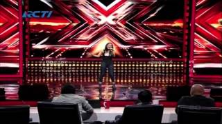 Mita Yusef Performs Within Temptation S The Howling On X Factor Indonesia 2015