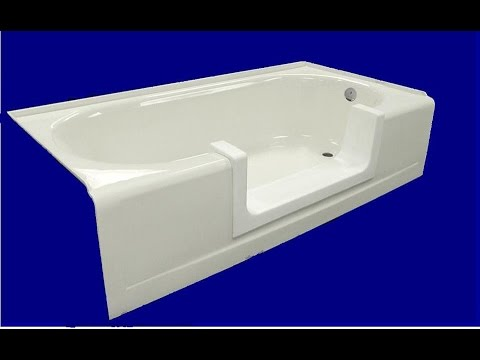 How Do You Convert Your Tub To A Walk In Bath With A Cut