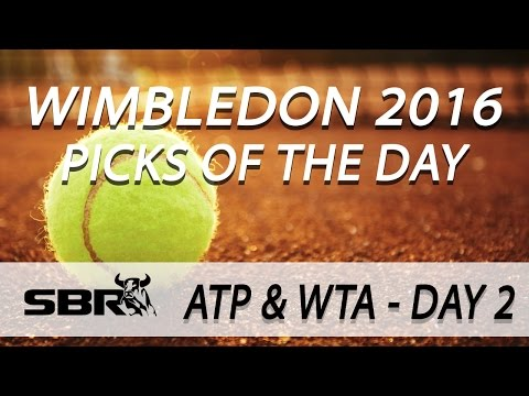 Wimbledon 2016 | Picks of the Day - Men's & Women's Singles | Day 2