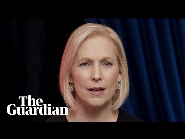 Kirsten Gillibrand formally launches US presidential bid for 2020