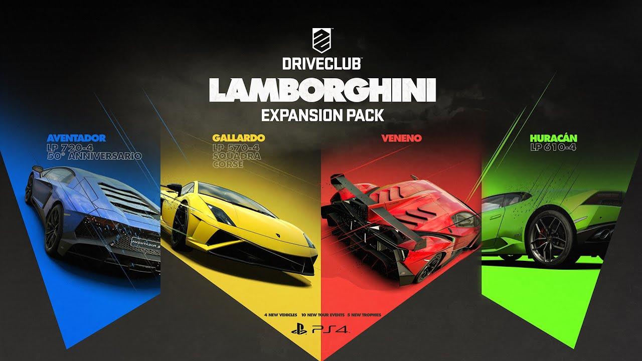 Driveclub Lamborghini Gallardo Lp 570 4 Squadra Corse Youtube