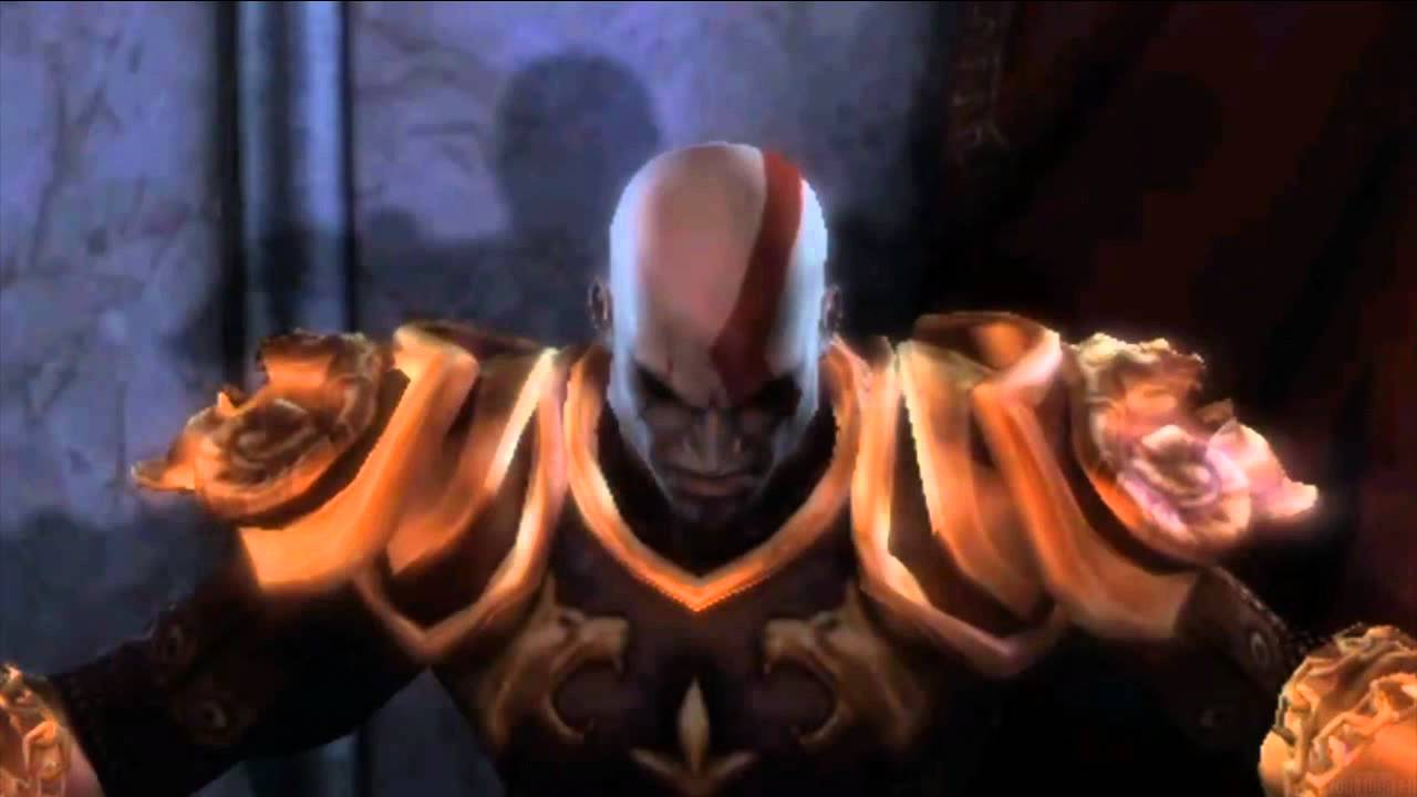 Kratos Brother Deimos God of war Ghost of sp...