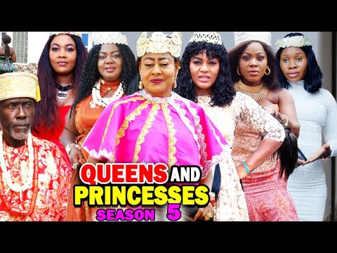 Download QUEENS AND PRINCESSES SEASON 5 (New Hit Movie) - 2020 Latest Nigerian Nollywood Movie Full HD