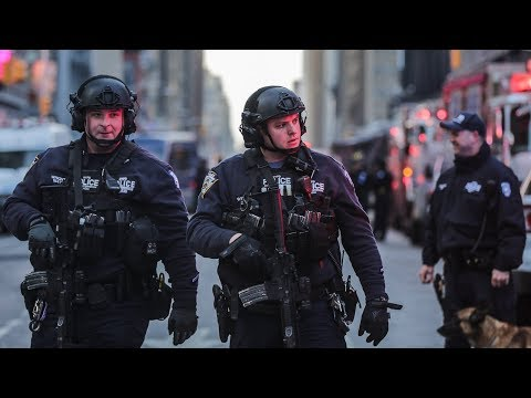 Footage Shows Aftermath of 'Attempted Terrorist Attack' in New York | Breaking News