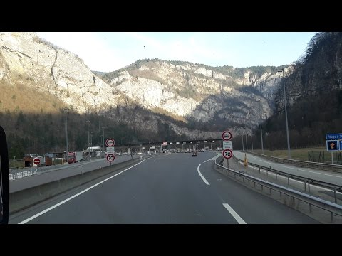 Travelling through Europe with Cox & Kings Part-6: Driving into Alps