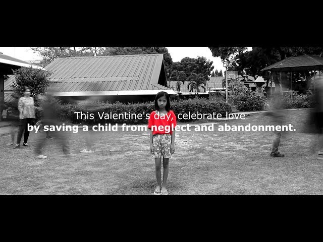 Save a child this Valentines Day [15-SEC AD]