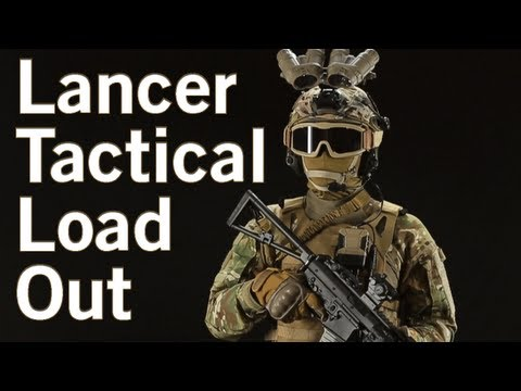 Airsoft GI - Tacticool Loadout and Accessories Spotlight: Lancer Gear for a Great Price!