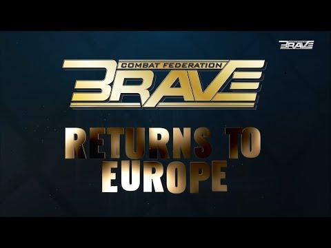 BRAVE CF 51: RETURNS TO EUROPE