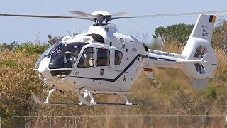 Helicopter Eurocopter EC 135 T2i Take Off Video