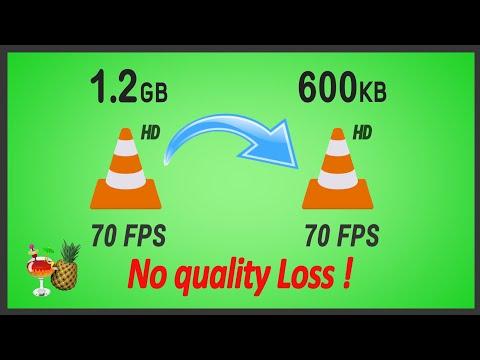 Compress A Video To It's Maximum Potential ! | Handbrake | 1080p60